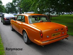 1980 Rolls Royce Corniche (Rorymacve Part II) Tags: auto road bus heritage cars sports car truck automobile estate transport rollsroyce historic motor saloon bentley compact roadster motorvehicle rollsroycecorniche bentleys2 rollsroycesilverdawn