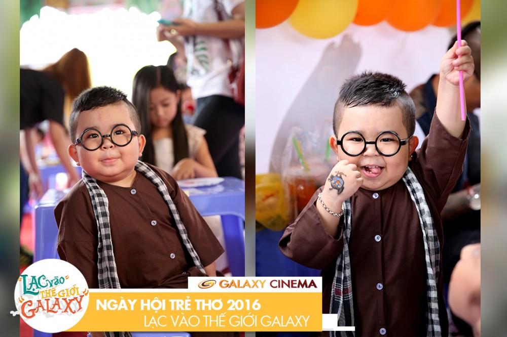 Rộn Ràng Ngày Hội Trẻ Thơ 2016 Tại Galaxy Cinema