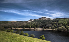 Ladybower (Steve Millward) Tags: light england sky cloud tree nature water beautiful beauty season landscape countryside spring interesting nikon scenery raw mood angle outdoor derbyshire peakdistrict wide perspective scenic dramatic sharp stunning d750 20mm fullframe fx springtime ladybowerreservoir primelens imagequality fixedfocallength