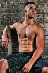 Adam Roc Rose (Violentz) Tags: male guy man portrait fitness physique model physiquemodel body muscle patricklentzphotography