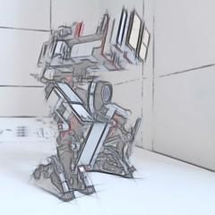 R&D Mobile Missile Platform (Marco Marozzi) Tags: robot lego marco mecha droid moc marozzi legodesign legomecha legomech