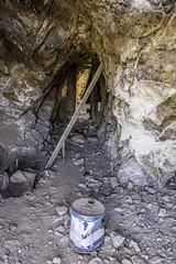 Eureka Mine Shaft, Death Valley N.P. (punahou77) Tags: california park nationalpark mine desert mining deathvalley deathvalleynationalpark panamintmountains aguereberrypoint eurekamine aguereberry nikond7100 punahou77