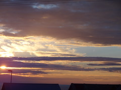 Sunset 4 (Saf37y) Tags: sunset sea silhouette clouds coast scotland seashore gardenstown gamriebay