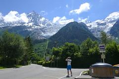 stunning panorama all around chamonix (eikzilla) Tags: france alps glacier chamonix montblanc