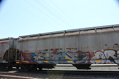 05312016 026 (CONSTRUCTIVE DESTRUCTION) Tags: train graffiti streak tag boxcar graff piece each moniker
