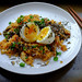 Kimchi Fried Rice for breakfast