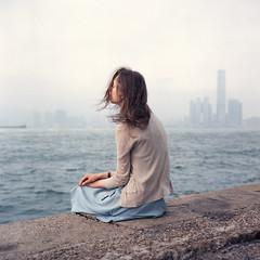 Harbour (Kenneth Ipcress) Tags: hongkong victoriaharbour kennyip joanna rolleiflex