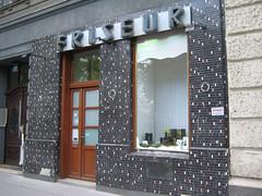 Friseur (Wiebke) Tags: vienna wien sterreich austria europe architecture architektur hairsalon friseur