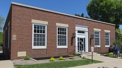 Post Office 55981 (Wabasha, Minnesota) (courthouselover) Tags: minnesota mn postoffices wabashacounty wabasha northamerica unitedstates us