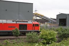 60059 Tinsley Sorting Sidings (DieselDude321) Tags: 60059 class 60 db dbs schenker dbc cargo 6d03 1949 tinsley ss immingham dock nordic yard gbrf