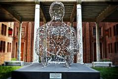 The soul of music (Arnzazu Vel) Tags: sculpture music art museum italia arte escultura violin musica museo cremona scultura violino stradivari museodelviolino thesoulofmusic