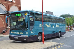 Paul's of Stoke M20BUS (Will Swain) Tags: preston bus station 28th may 2016 buses transport travel uk britain vehicle vehicles county country england english north west lancashire pauls stoke m20bus