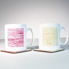 forgotten haunts manchester and liverpool mug and coaster (rethinkthingsltd) Tags: city liverpool manchester design parry forgotten mug local coaster hacienda scouser haunts ilsa pickwicks epics typographically rethinkthings