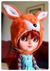 Aw, I really love my dafnery fox helmet <3