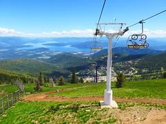 7B Sunday at Schweitzer Mountain. #hikenorthidaho #pnw #ig_idaho #idahoadventures #idahoexplored #upperleftusa #visitidaho #visitnorthidaho #schweitzer #schweitzerlife