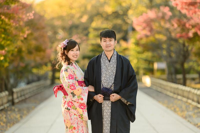 京都婚紗和服,日本婚紗,京都婚紗,京都楓葉婚紗,海外婚紗,和服拍攝,和服體驗,楓葉婚紗,DSC_0096