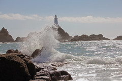 Corbiere lighthouse - Jersey (Torthorwald) Tags: lighthouse jersey corbiere