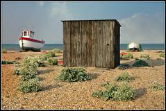 Dungeness, Kent (stephen dutch BDPS) Tags: beach kent shingle dungeness headland