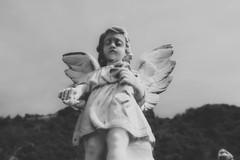 616 (Kenster1980) Tags: grave graveyard angel memorial cherub arrowtown