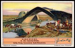 Liebig Tradecard - S1302 Samarkand (cigcardpix) Tags: tradecards advertising ephemera vintage liebig