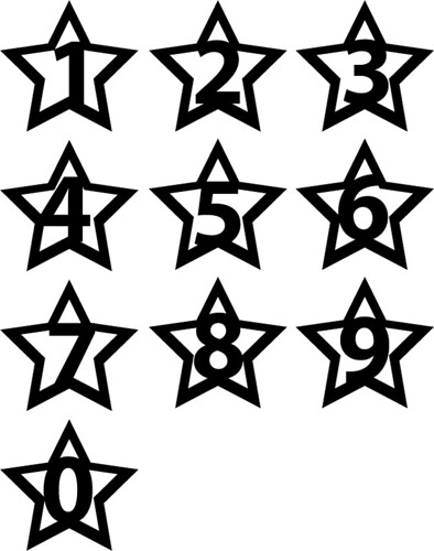 star numbers