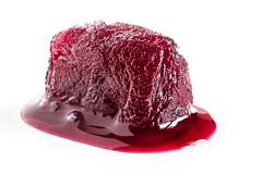Ice cold red vine (Cocodix) Tags: red abstract hot cold macro canon vine stacking efs60mm macromondays cocolino cocodix