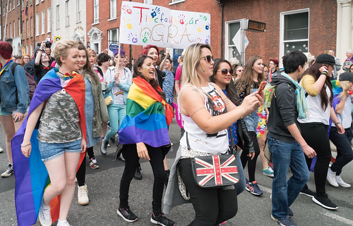PRIDE PARADE AND FESTIVAL [DUBLIN 2016]-118105