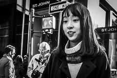 (Damien Sass) Tags: streetphotography manhattan urban people nyc newyorkcity blackandwhite bw bigapple monochrome usa unitedstates america metropolitan camera ricohgr 28mm 5thavenue contrast winter