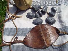 25-slings (Paulelliottbooks) Tags: roman military bullets slings legion auxiliary