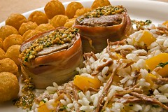 Risoto de Carne Seca e Abboras (Almanaque Culinrio) Tags: food recipe comida gastronomia culinria receita