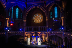 Neil Gaiman at the Union Chapel-3 (adambowie) Tags: neilgaiman unionchapel
