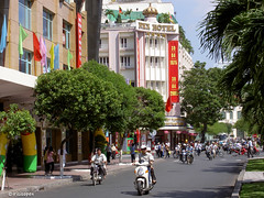 Rex Hotel # Ho-Chi-Minh-Stadt # Vietnam # PICT1071 # KonicaMinolta Dimage G600 - 2005 (irisisopen f/8light) Tags: color digital minolta konica farbe dimage g600 irisisopen
