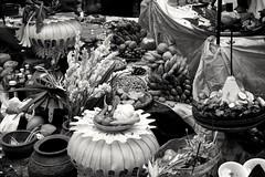 Ngertakeun Bumi Lamba #00 - Hasil Bumi (dqsetiadi) Tags: ngertakeunbumilamba sunda sundawiwitan sundaculture nusantara indonesiaculture blackandwhite bnw journalism naturebw ritual blessing