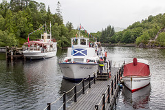 185 - Sir's partner is a Lady (md93) Tags: water scotland sirwalterscott tourist loch trossachs cruises katrine ladyofthelake 366 dalmore