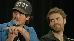Ian somerhalder and paul wesley pictures of snakes - wiki madness band pictures