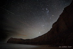 Orion and the Pleiades (An Gobn Saor) Tags: australia victoria astrophotography orion greatoceanroad twelveapostles pleiades gibsonsteps angobnsaor gobnsaor hughgibson orionandthepleiades