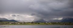 Changing Weather, Lofoten, Norway (Vipallica) Tags: norway norwegen lofoten island insel inseln islands northern sea nordsee changingweather weather rain clouds wind sun wetter regen sonne sturm