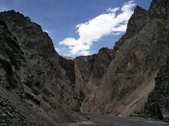 Sharp mountains cliffs (Amit Natural) Tags: cliff mountain dusty rock landscape hill dry ridge mountainside ladakh kargil crag indusriver moonland magnatic