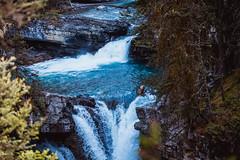MH5_9211 (memories by Mark) Tags: rockies waterfall alberta banff rockymountains banffnationalpark johnstoncanyon
