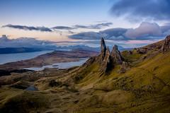 Sunrise at the Storr (bradders29) Tags: oldmanofstorr sunrise dawn scotland skye highland island hebrides brilliant wow