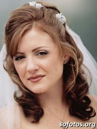 Penteados para noiva 185