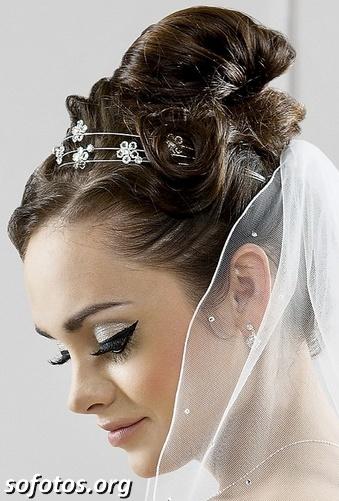 Penteados para noiva 076