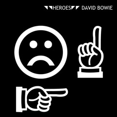 David Bowie - Heroes (stallio) Tags: music art album coverart text cover davidbowie unicode