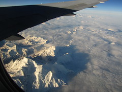 May 11, 2013 (the brilliant magpie) Tags: trip travel vacation italy snow mountains alps clouds plane italia flight