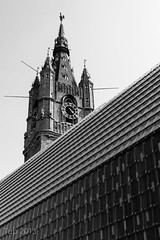 Gent (Tup') Tags: architecture canon lens blackwhite europe belgium body gear places gent treatment canonef2470mmf28l flemishregion canon5dmarkii