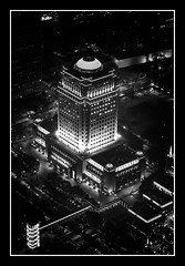 From 101 (shashin62) Tags: bw architecture night buildings lights asia taiwan 101 taipei taipei101