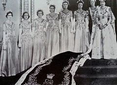 Queens Coronation (PD3.) Tags: uk family england london television chair edinburgh britain great royal duke charles prince palace queen celebration queens crown buckingham philip 60 sixty 1953 coronation consort consorts