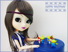 Happy B-day, Mizar!! ^^ (Aeris19) Tags: doll pullip edea