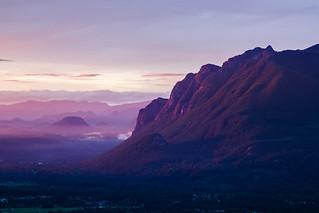 Mt. Si, from Rattlesnake Ledge