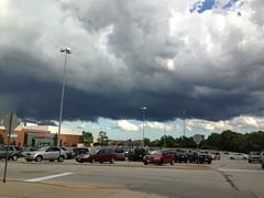 chicago ridge mall. june 2013 (timp37) Tags: world chicago storm june clouds mall tim illinois war mary ridge z 2013